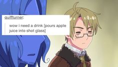Humorously Hetalia //I'M PRETTY SURE THIS IS MORE DAVE STRIDER THAN ALFRED TBH