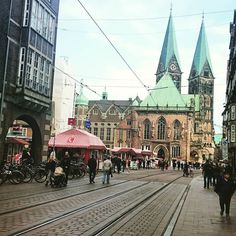 Good start to the weekend in #Bremen. #Germany #Deutschland