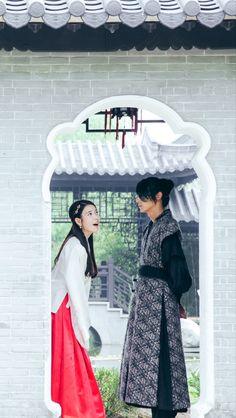 Prince Wang so and Hae soo ❤ Scarlet heart: Ryeo Korean Drama Movies, Korean Actors, Korean Dramas, Korean Drama Quotes, Lee Joon, Joon Gi, Moon Lovers Drama, Iu Moon Lovers, Moon Lovers Scarlet Heart Ryeo