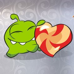 Cut The Rope - Om Nom Candy
