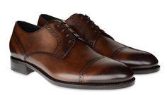 Ermenegildo Zegna Laced Brogues #footwearmensedition