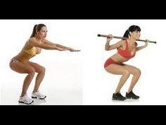 Como Fazer Exercícios em Casa Para Aumentar o Bumbum: - YouTube