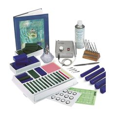 """Wax Carving Starter System-Pinned for the """"More Info"""" page; lots of good information there."""
