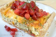 Save the Flavors – Cherokee Purple Tomato and Vidalia Onion Tart – Pratesi Living Cherokee Purple, Onion Tart, Good Food, Yummy Food, Vidalia Onions, Fresh Fruits And Vegetables, Main Dishes, Side Dishes, Appetizer Recipes
