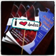 Are you a doula trainer? Get a free review copy of The Radical DoulaGuide