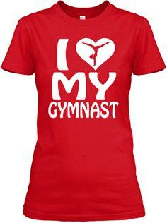 I Love My Gymnast!