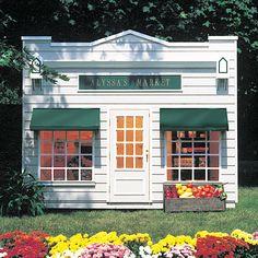 market play house