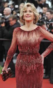 Jane Fonda Arrancó Cannes Revista Ellas | Panamá