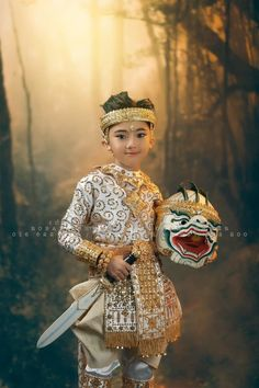 Cambodian Wedding, Hanuman, Asian Fashion, Little Boys, Thailand, Sewing Patterns, Culture, Costumes, Lamp Design