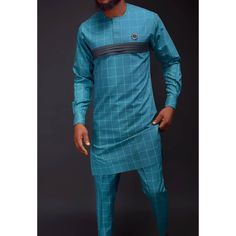 Latest African Wear For Men, African Attire For Men, African Clothing For Men, African Men, African Dresses Men, African Shirts, Menswear, Mens Fashion, Sheriff