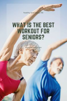 Being a senior does not mean that you don't have to visit the gym. Older people need to strengthen their bodies like everyone else.   As they grow older, their bones need to be strengthened, their muscles need to exercise. In addition, they must be balanced so that they can perform their day-to-day chores.