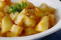 Patatas en el microondas cerca Tupperware, Gluten Free Recipes, Diet Recipes, Potato Salad, Potato Diet, Fruit Salad, I Foods, Vegetables, Breakfast