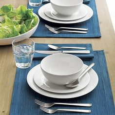 Aspen Dinnerware at Crate and Barrel. | Renovation | Pinterest ...