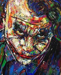 Heath Ledger The Joker. Joker Comic, Joker Art, Lary Over, Joker Dark Knight, Best Joker Quotes, Joker Drawings, Joker Poster, Heath Ledger Joker, Iron Man Wallpaper
