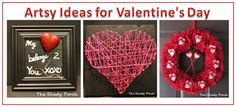 The Shady Porch: My Favorite Ideas for Valentine's Day Fun!