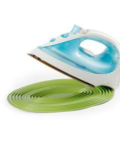 Look at this #zulilyfind! Green Silicosafe Iron Pad #zulilyfinds