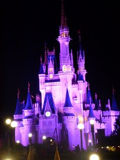 Walt Disney World, Magic Kingdom in lights
