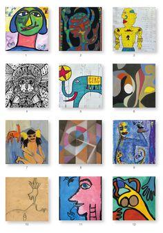 Challenge No.227 Challenges, Kids Rugs, Artist, Decor, Decoration, Kid Friendly Rugs, Artists, Decorating, Nursery Rugs
