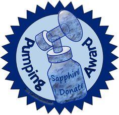 Pumping Award: I Donate