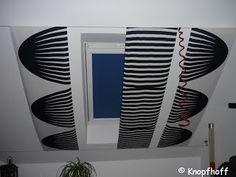 Gardinen Für Dachfenster die obi selbstbauanleitungen gardinen für dachfenster dachfenster