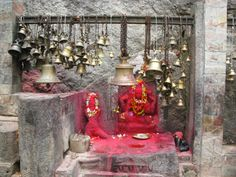 Temple Bells in Assam, India / Sacred Spaces Bohemian House, Bohemian Decor, Image Symbols, Image Mix, Metaphysical Store, Prayer Corner, Simplicity Is Beauty, Temple Bells, Spiritual Images