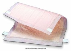"""(CS) Tranquility(r) Peach Sheet Underpad by PRINCIPLE BUSINESS ENT. $110.00. Product is sold on this unit of measure - CS. Capacity~34 fl oz (1 L)^Pad Size~21 1/2"""" x 32 1/2""""^Color~Peach^. Ultimate capacity in an underpad able to contain well over one quart of fluid. This product provides for exceptional skin dryness, odor elimination, bacterial control and pH neutralization. Four adhesive tape tabs secure the positioning of nearly 5 square feet of protection t..."""