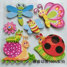 Foam Sheet Crafts, Foam Crafts, Diy And Crafts, Arts And Crafts, Paper Crafts, Animal Crafts For Kids, Art For Kids, Foam Sheets, School Decorations