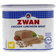 Buy online #Zwan Chicken Luncheon Meat 340 gm #Canned Meat @ luluwebstore.com for AED10.75
