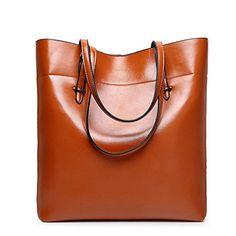 Grand Womens PU Leather Bucket Large Capacity Handbag Soft Shoulder Tote Shopping Bag Grand http://www.amazon.com/dp/B01E7HYH64/ref=cm_sw_r_pi_dp_c95dxb034Z8Y6