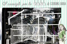 Come pulire la lavastoviglie