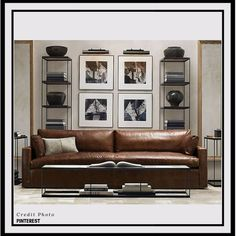 Belgian Track Arm Leather Sofa 2019 Belgian Track Arm Leather Sofa RH The post Belgian Track Arm Leather Sofa 2019 appeared first on Sofa ideas. Small Living Room Layout, Living Room Sets, Living Room Furniture, Living Room Designs, Living Room Decor, Modern Furniture, Furniture Design, Plywood Furniture, Bedroom Sets