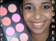 Review Paleta de 10 Blushes | Jess Ferreira