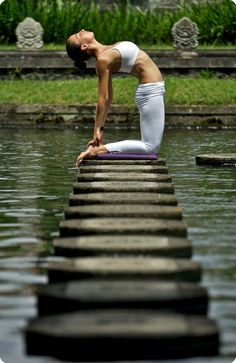 Bali Yoga and Wellness retreat in May 2014 with me! A true dream Yoga location…