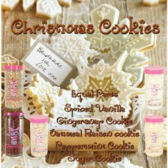 Pink zebra custom scent-  christmas cookie Love that smell that fills your house when you make those Christmas Cookies? Put this in your simmer pot and fill the house without the mess www.thesprinklefairy.com email me for a sample PinkZebra_Jeanne@yahoo.com