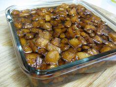 Pork Cracklings (Škvarky or Oškvarky)