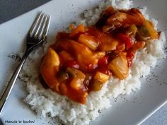 Curry, Pork, Food And Drink, Chicken, Ethnic Recipes, Sweet, Tableware, Kitchen, Kale Stir Fry