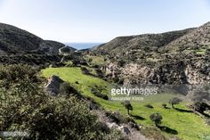 02-02 On the ocean road from Pissouri to Paphos green valleys... #pissouri: 02-02 On the ocean road from Pissouri to Paphos… #pissouri