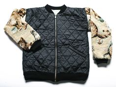 Child.ish CAT Bomber Jacket