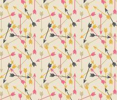 #fabric #pattern #arrows #pastel #colors