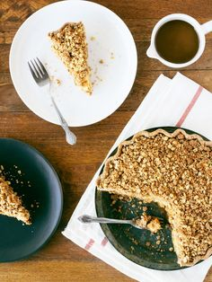 7 Thanksgiving Pies Even a Novice Baker Can Handle via @MyDomaine