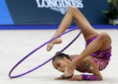 Gymnasts representing 50 countries and regions take part in the 30th Rhythmic   Gymnastics World Championships in Moscow.
