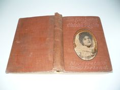 1906 antique hardcover book Margaret Deland's The by SharpyShack
