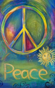 ☮ American Hippie Psychedelic Art Quotes ☮