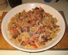 wheat rotini with broccolini and sun dried tomatoes recipe for me gf ...