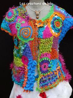 maglia uncinetto free da lolo.blog.com
