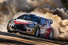 Citroën-rijder Hirvonen in rally Australia weer op podium Subaru Wrc, Subaru Impreza, Wrx Sti, Mitsubishi Lancer Evolution, Rally Car, Car Car, Motogp, Rallye Wrc, Citroen Ds3