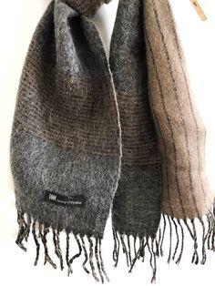 d7b3dd2117359 Issey Miyake Legendary Japanese Designer Issey Miyake iM Wool Muffler Size  one size - Gloves  . Grailed