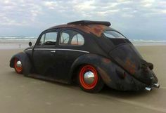 I'm gonna do this patina look on my vw when I get round to it.