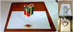 3D rajztanfolyam - Varázslatos Világ - Művészház Plastic Cutting Board, 3d