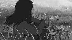 Triste Gif, Anime Triste, Sad Anime Girl, Anime Art Girl, Gif Sailor Moon, Anime Negra, Image Triste, Anime Gifs, Anime Crying